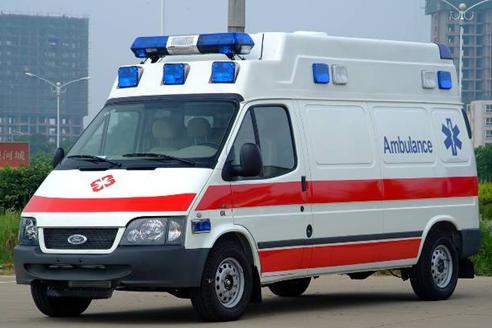 全顺救护车出租案例
