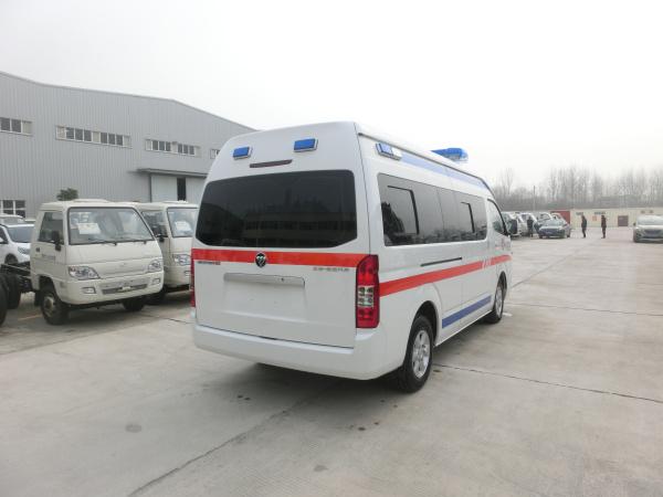 大通救护车急救案例