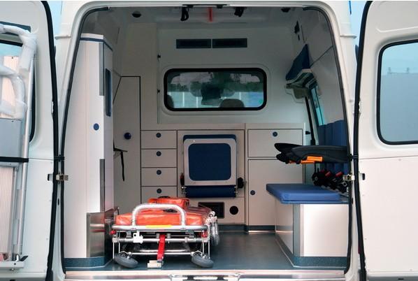 救护车出租服务案例