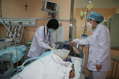 救护急救案例