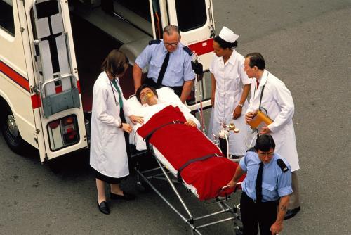救护车急救案例