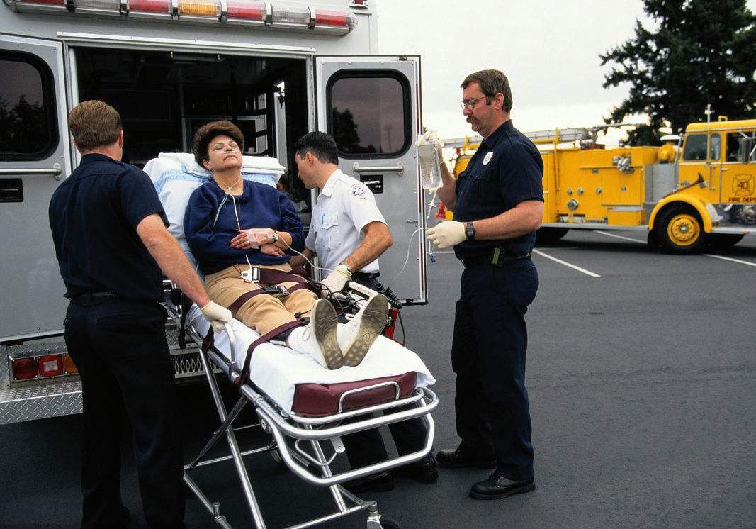 长途救护车案例