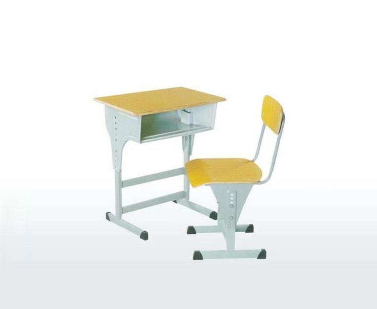 昆明单人课桌椅