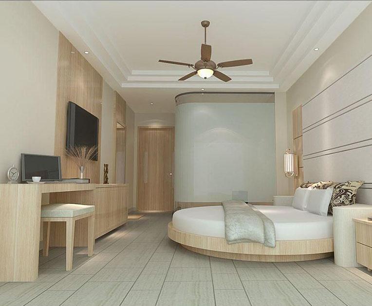 酒店木制家具