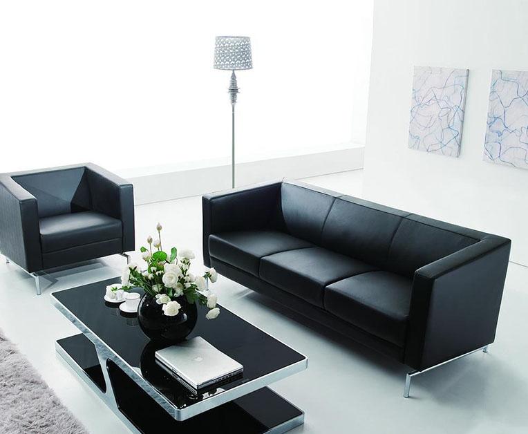 昆明办公皮沙发