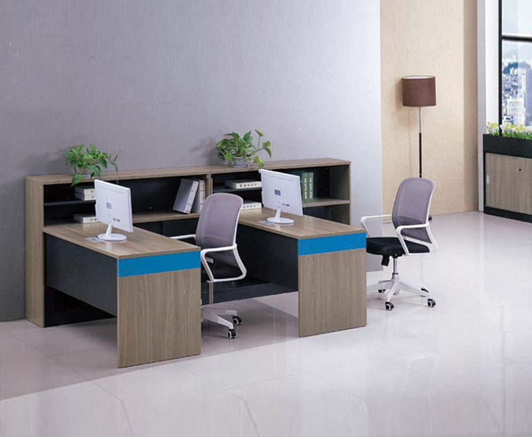 如今的辦公家具不再局限于實木材質