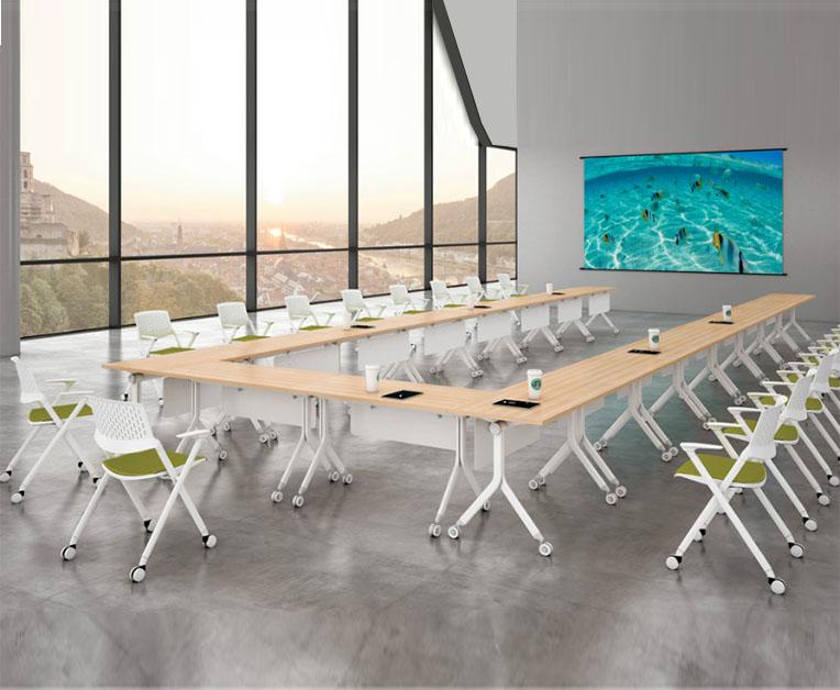 昆明板式会议培训桌