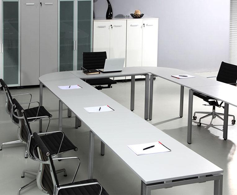 云南自由拼接会议桌