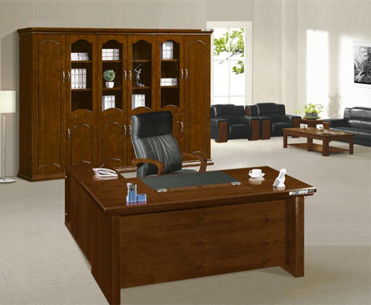 昆明实木办公桌