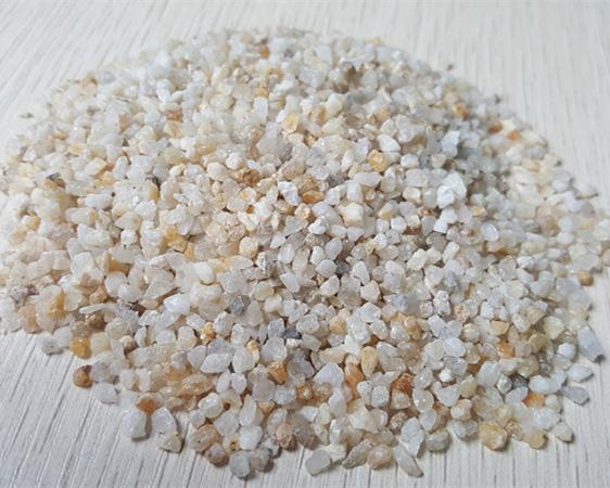 石英砂价格及石英砂多少钱一吨?