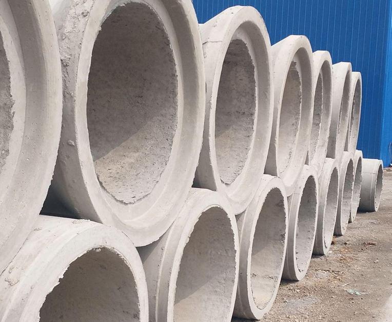 钢筋混凝土钢承口顶管