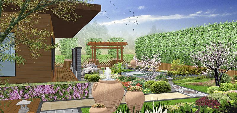 城市园林景观设计注意事项有哪些?