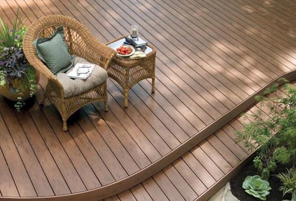 园林景观-木塑地板