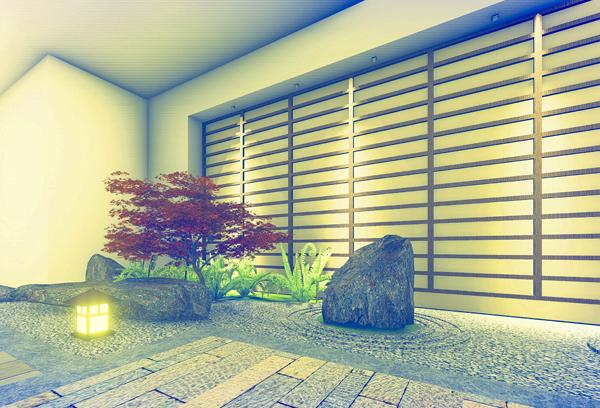 宜良郦国温泉酒店室外景观提升改造方案