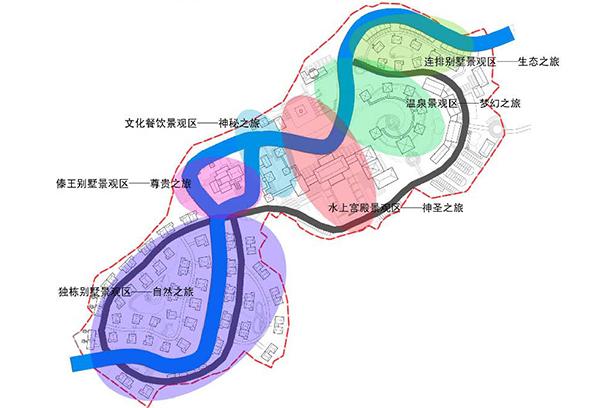 西双版纳度假旅游区景观规划设计方案