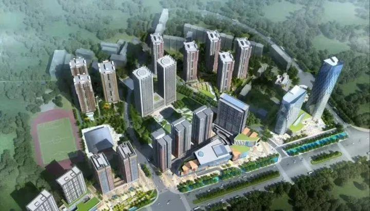昆明西城时代商业中心景观规划设计