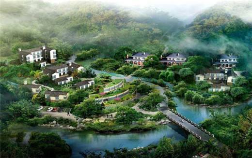 如何做好生态旅游景区园林设计