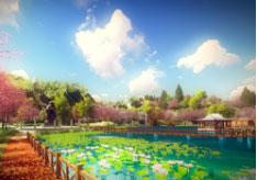 注意啦!园林澳门梅高梅网络平台公司给分享大家色彩设计内容.