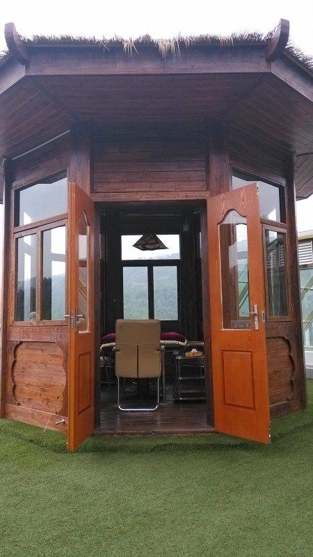 昆明防腐木木屋