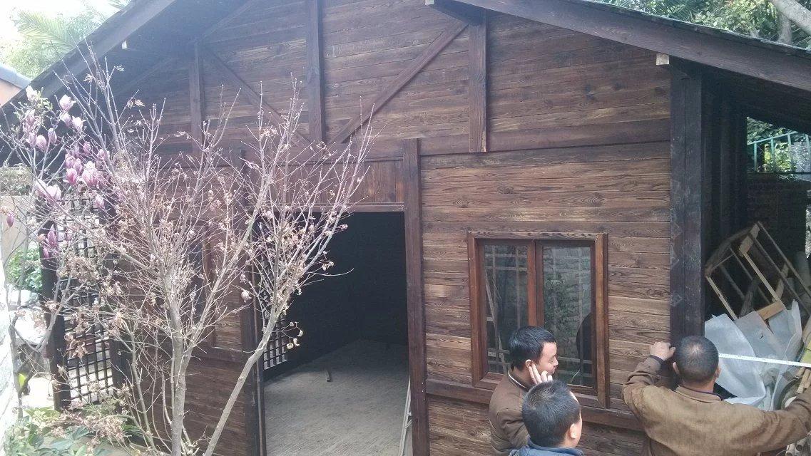昆明防腐木