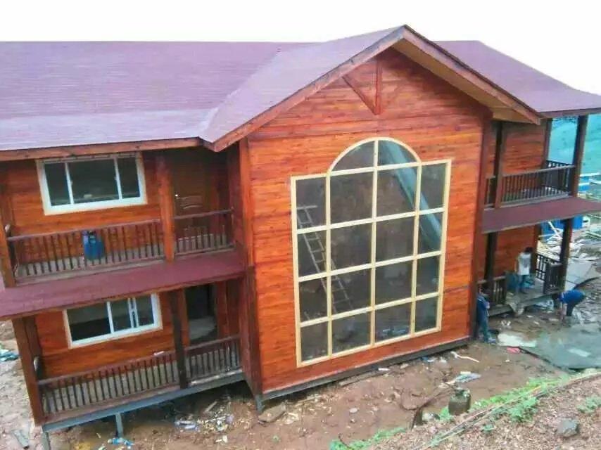 缅甸度假区独栋木屋