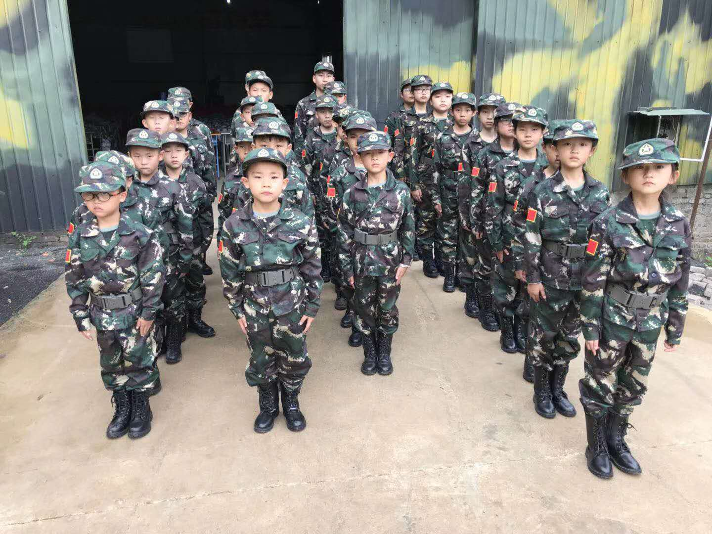 第5期军训夏令营