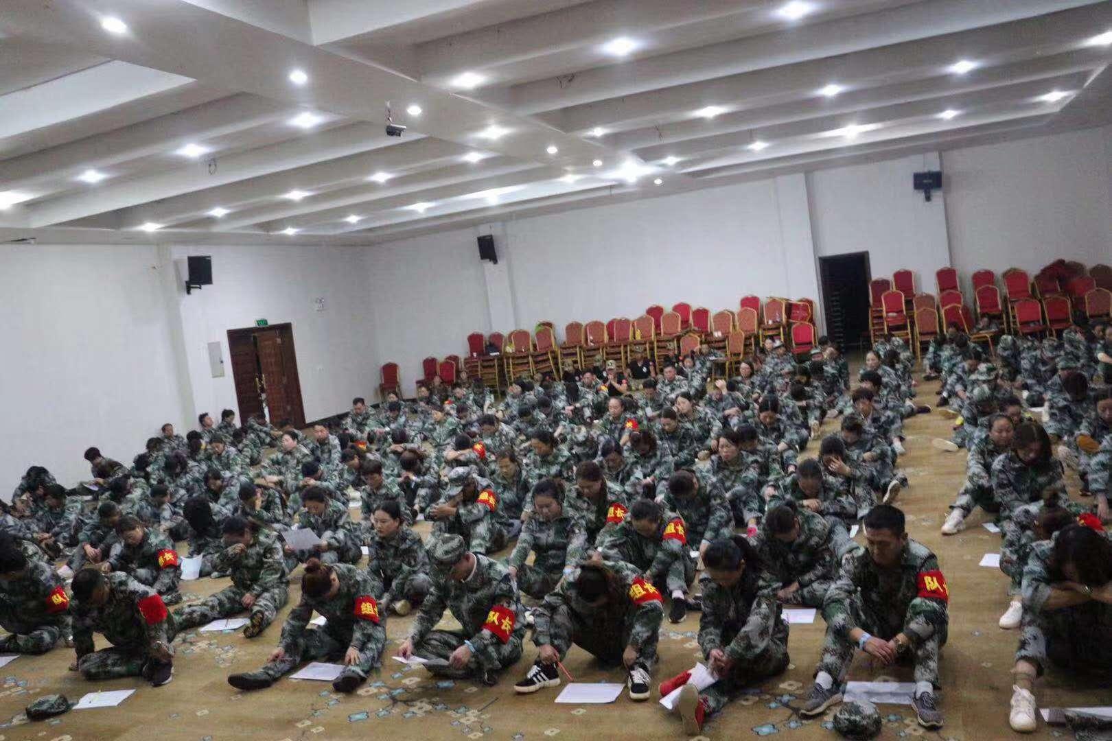 昆明企業軍訓拓展訓練機構
