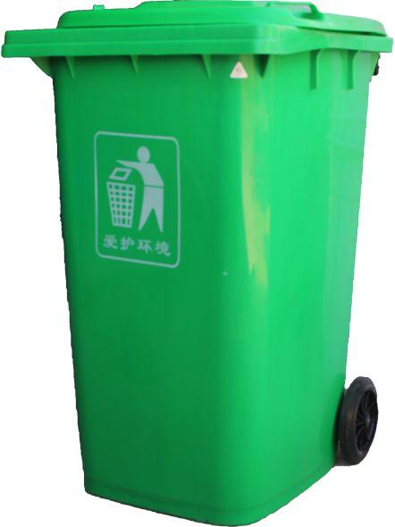 方形带轮垃圾桶的特点与使用环境