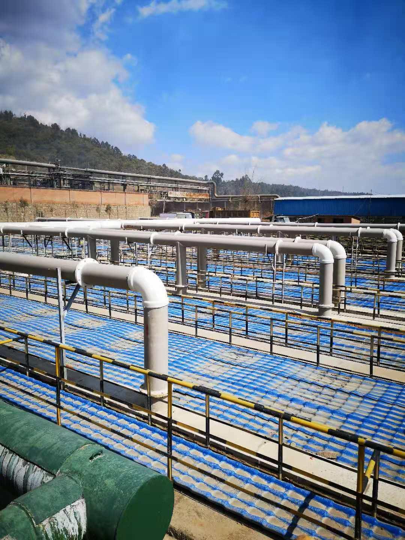 黃磷池密封改造