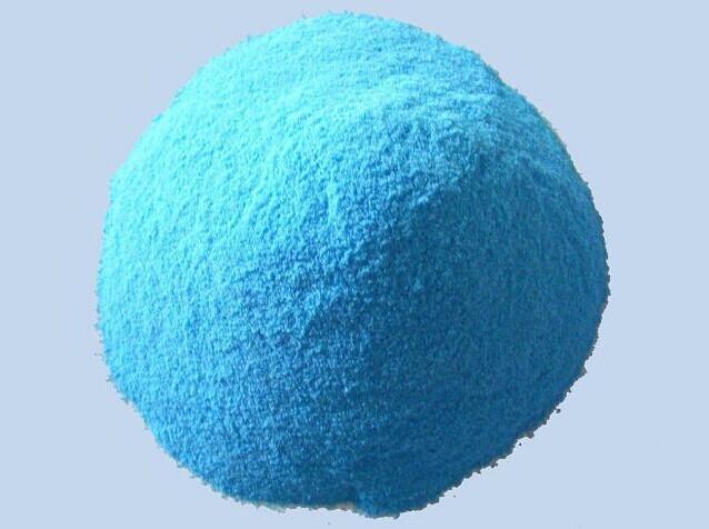 藍盾牌粉末塗料
