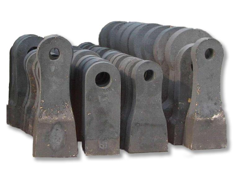 如何挑选寿命长的制砂机锤头?云南锤头厂家给您几点建议
