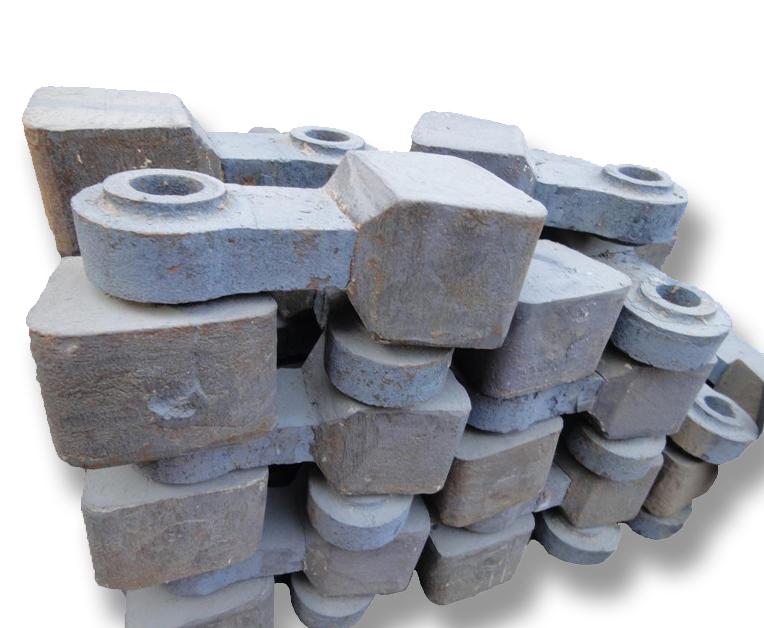 昆明锤式破碎机锤头厂家介绍怎样调整圆锥机出料口间隙?