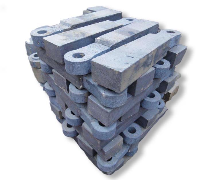 高錳鋼錘頭鑄造時是如何脫氧的?