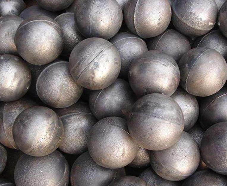 铬合金钢球产品