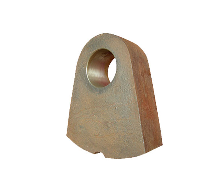 反击式破碎机锤的固定方法有哪些?常见的昆明破碎机锤头固定方法有哪些?
