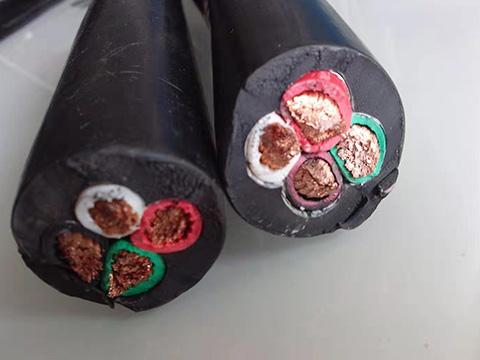 橡套絕緣電纜