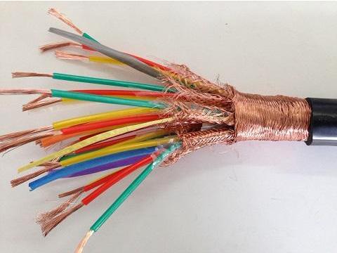 耐油屏蔽电缆定做