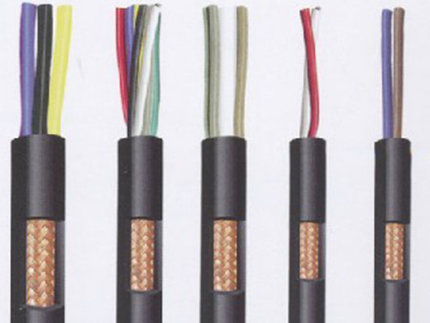 屏蔽矿用电缆