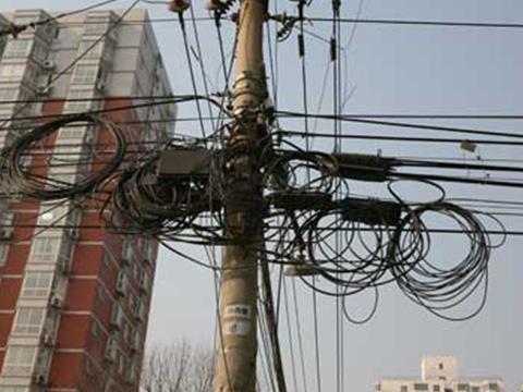 架空电缆导线