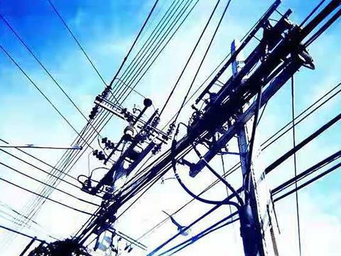 架空导线电缆