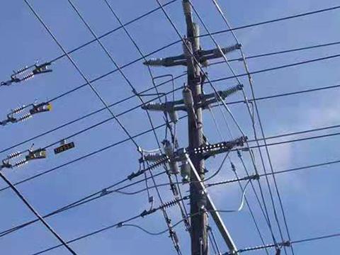 架空电力电缆