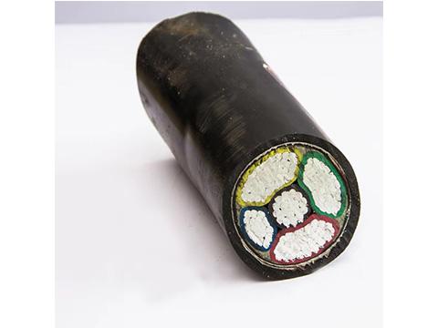 铠装阻燃电力电缆