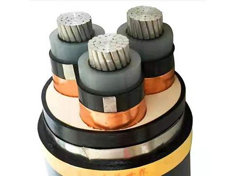 铠装高压电缆生产