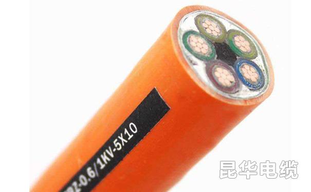 耐高温四芯防火电缆厂家