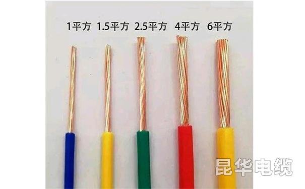 国标纯铜防火电缆规格
