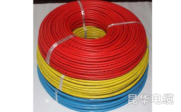 昆明国标纯铜防火电缆