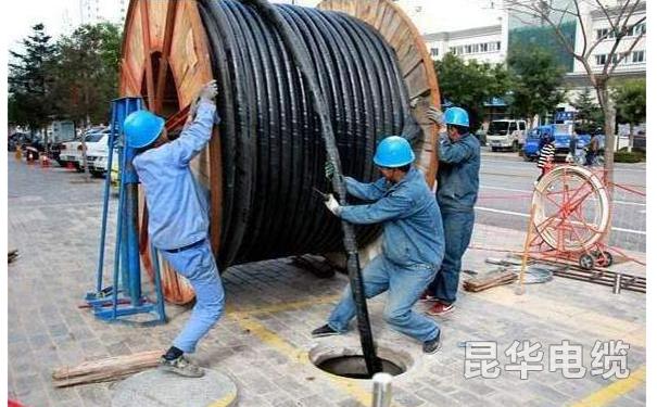云南高压导线电缆厂家安装