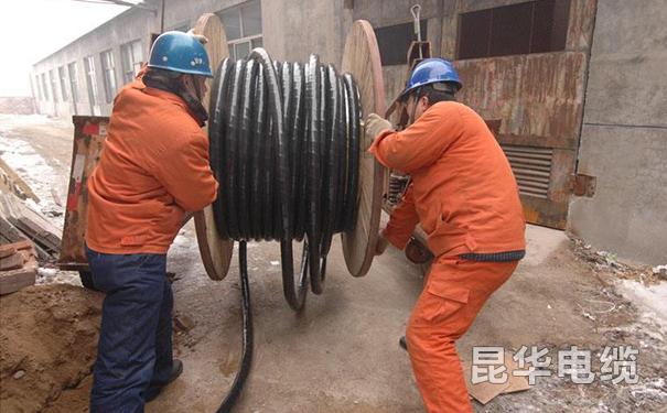 昆明高压导线电缆厂家安装
