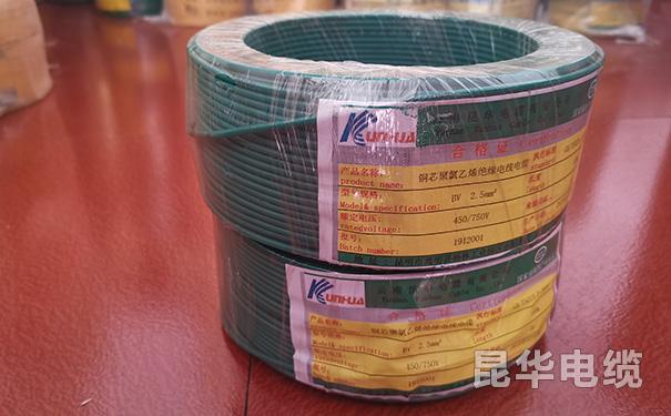 家装软线电线电缆