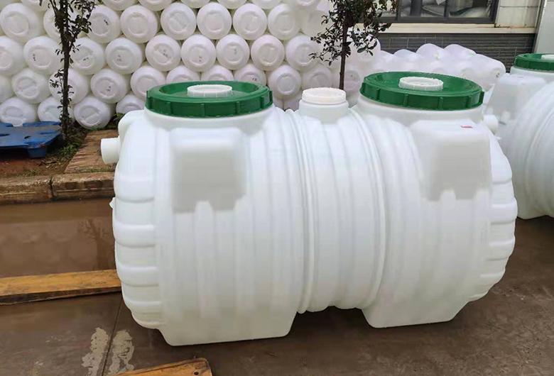1吨塑料化粪池